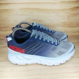 Hoka One One Clifton 6 Running Shoe Women's Size 8